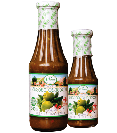Tkemali Grün Souce 330 ml